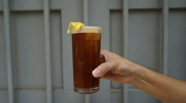 Recipe 002: Iced Earl Grey Americano