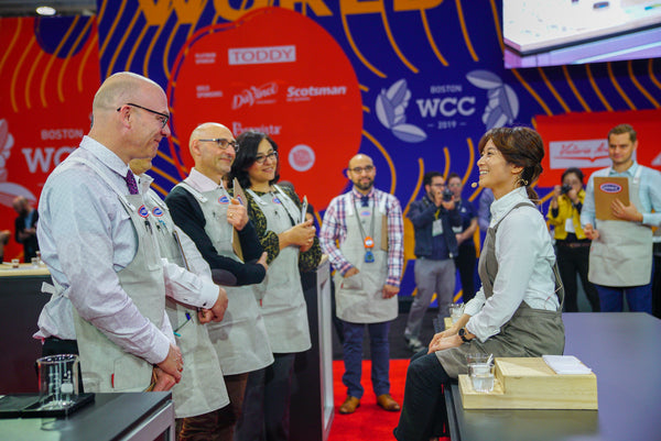 Breakfast of Champions: Jooyeon Jeon, 2019 World Barista Champion