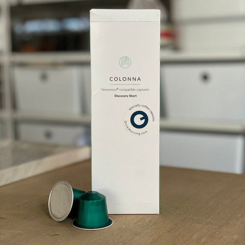 Foundation Short by Colonna Coffee