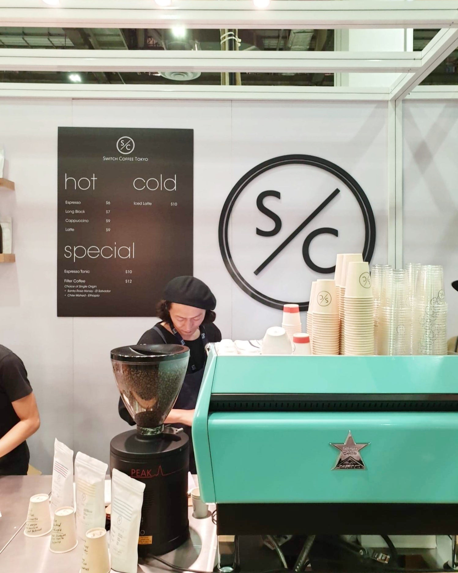 Switch Coffee Coffee Culture 2019