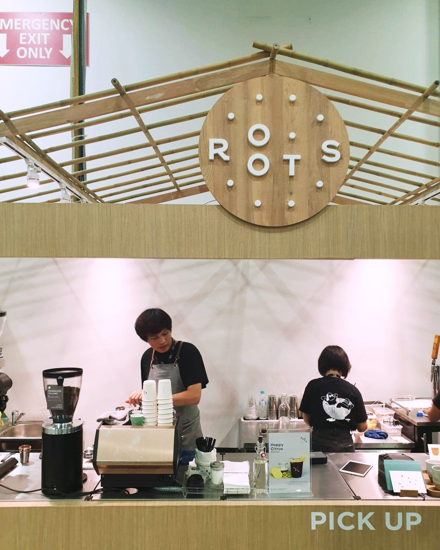 Roots Cafe Culture 2019