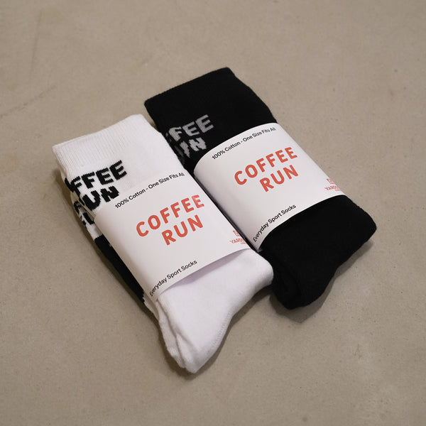 Yardstick 'Coffee Run' Socks
