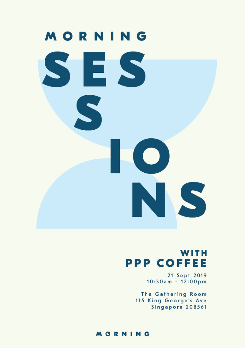 Morning Sessions: A Talk With PPP Coffee