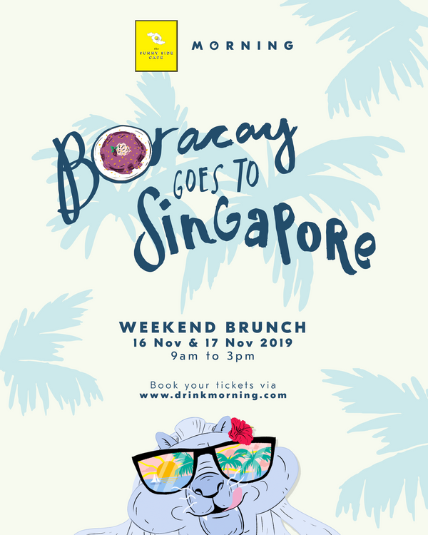 Boracay Goes to Singapore