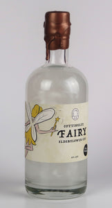 Cottingley Fairy Elderflower Gin  - The Fairytale Gin - Yorkshire Fairytale Gin, Unique Flavoured Gins with Sparkles