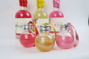 Shimmer Gin Baubles x 3 Flavours