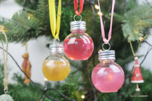 Load image into Gallery viewer, Shimmer Gin Baubles x 3 Flavours