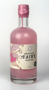 *Sugar Plum Fairy Plum Gin  - The Fairytale Gin - Yorkshire Fairytale Gin, Unique Flavoured Gins with Sparkles