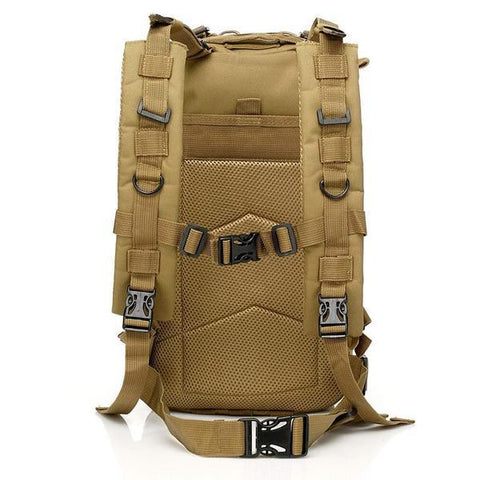 Image of Military Style Outdoor 30L Waterproof Backpack