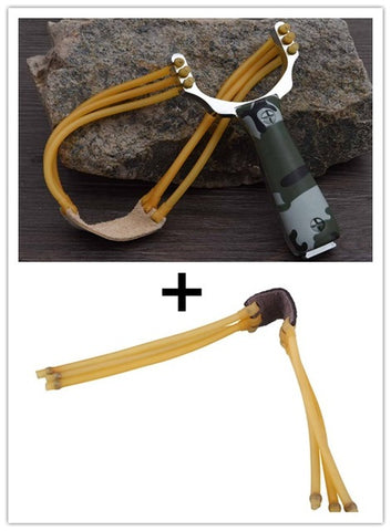 Powerful Aluminium Alloy Slingshot