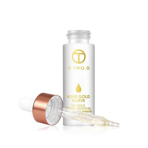 Image of 24k Gold Anti-Aging Lip Oil
