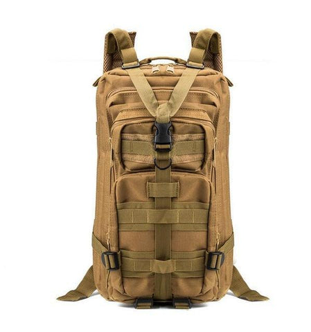 Military Style Outdoor 30L Waterproof Backpack
