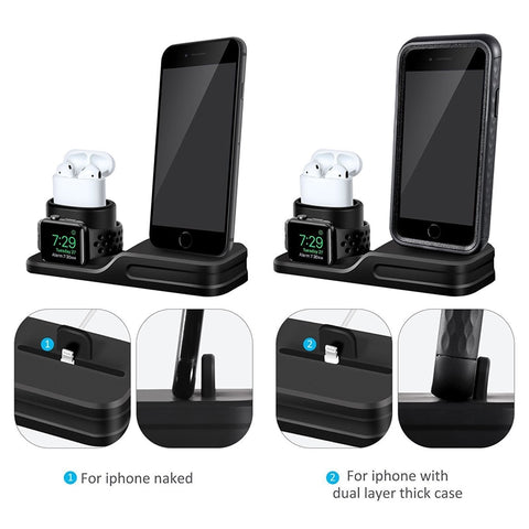 Image of 3 in 1 Charging Station