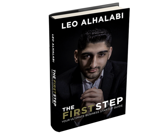 The First Step (E-Book Version)