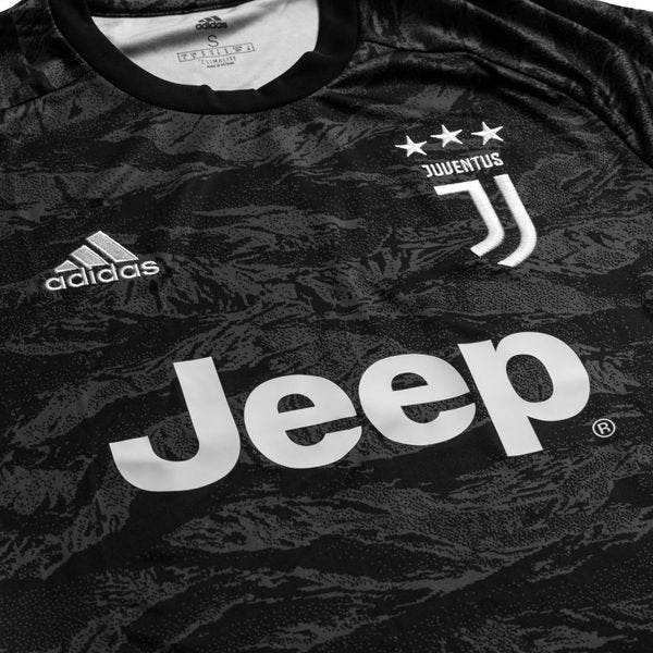 new arrival 1d47e 6aad9 Juventus Goalkeeper Jersey 2019/20