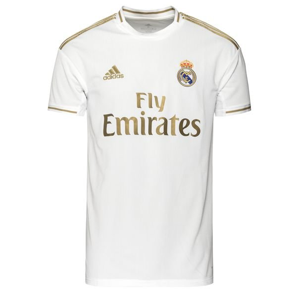 promo code 5f560 34307 Real Madrid Home Jersey 2019/20
