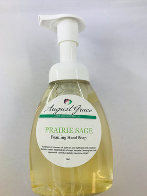 Foaming Hand Soap Prairie Sage