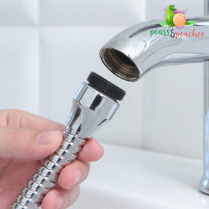 360° Rotating Faucet Extender