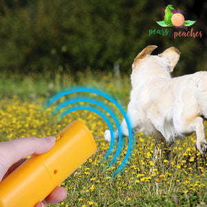 Sonic Anti-Barking Trainer