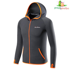 Quick-Dry Waterproof Mountain Jacket