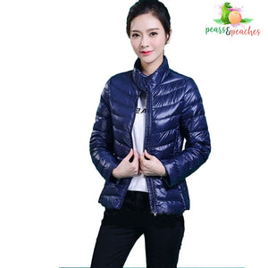 Ultra Slim & Light Thermal Down Jacket