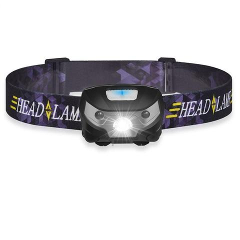 CRYSTAL CLEAR WHITE HEADLAMP