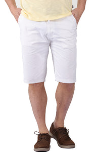 Casual Short - White