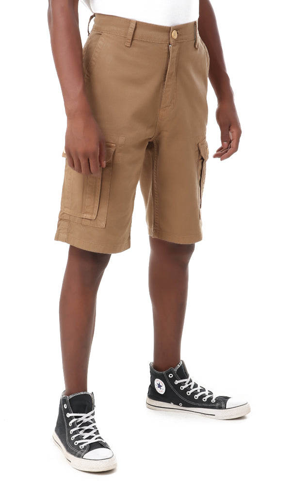Cargo Short - Dark Beige