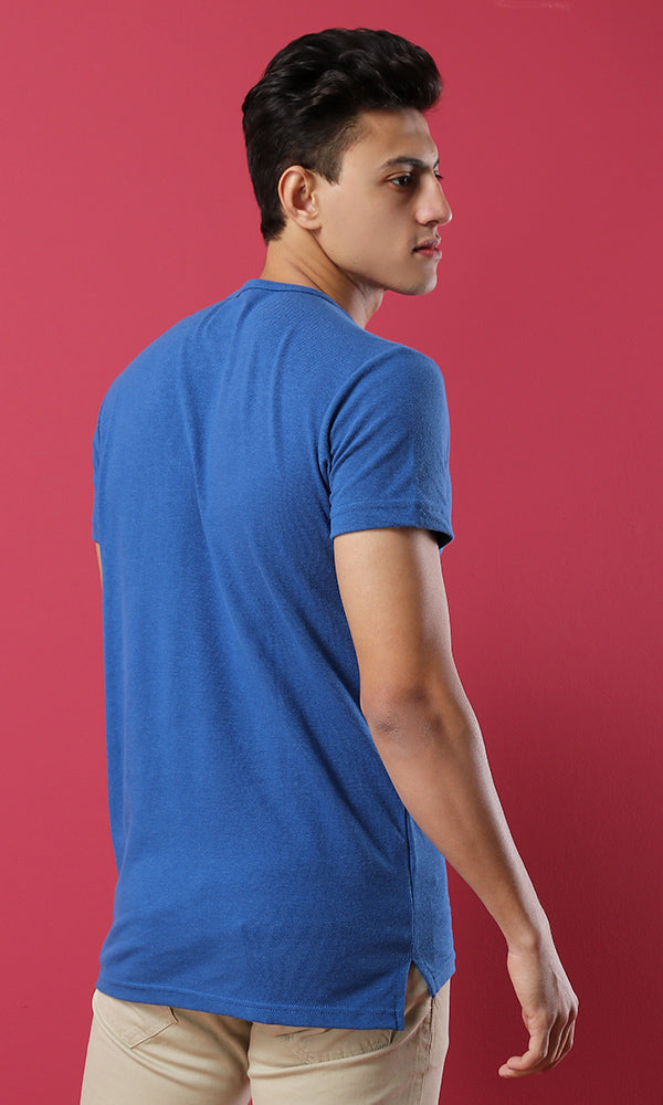 Henely T-Shirt-Short Sleeves