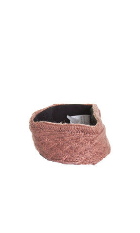40246 Knitted Headband - Dusty Rose