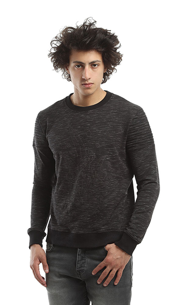 CairoKee Collection Printed Sweatshirt - Dim Grey