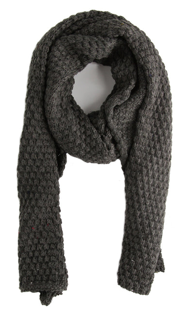 44613 Casual Cuts Scarf - Gray