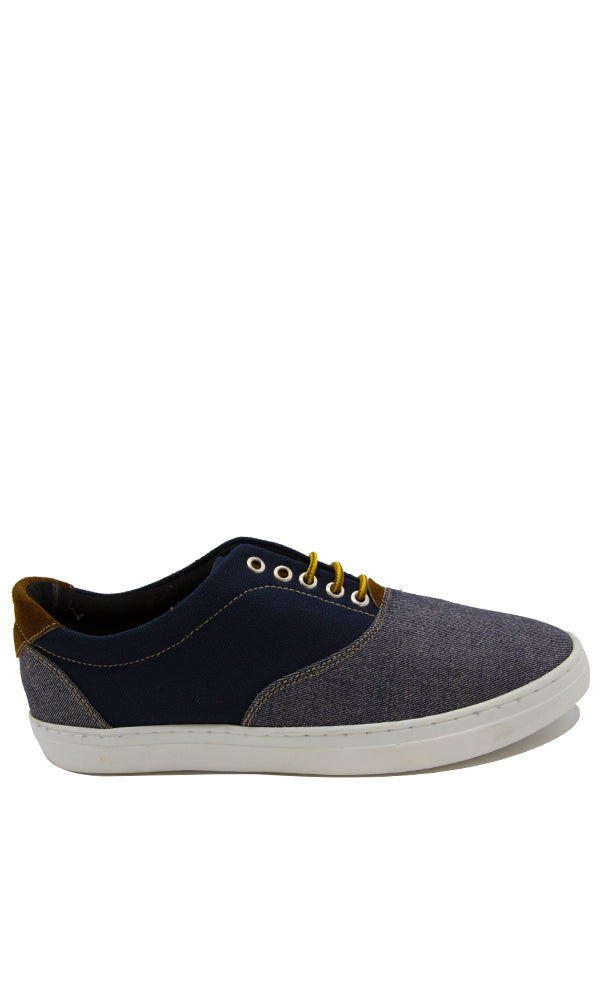 45026 Rounded Tacoup Casual Shoes - Navy Blue