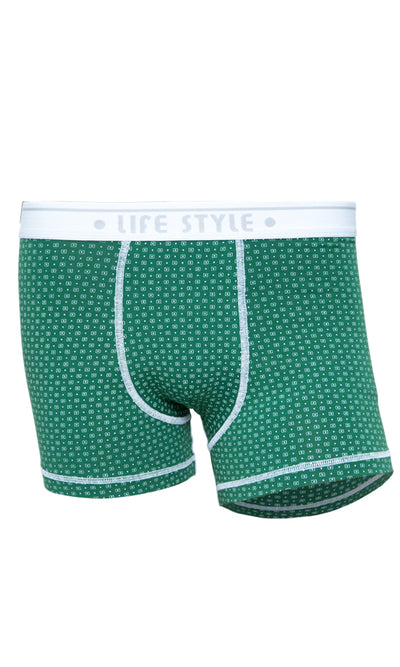 45106 Men Underwear Green