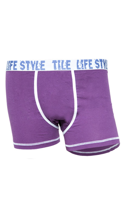 45123 Men Underwear Purple