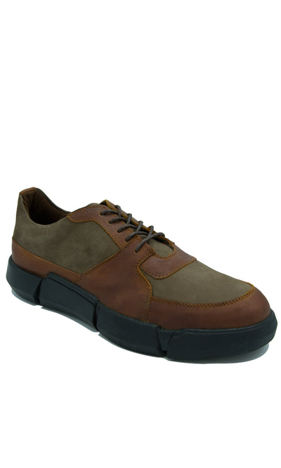 45562 45562-Men Footwear-Brown
