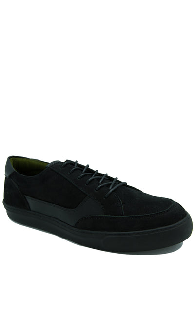 45564 45564-Men Footwear-Black
