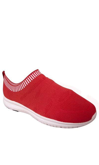 45904 Men Footwear Red/White 45904 - Ravin