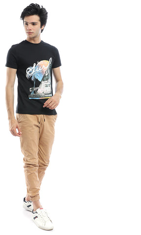 47368 Superior Just One Cool Surf Black Tee