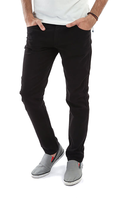 48735 Slim Fit Jeans - Black