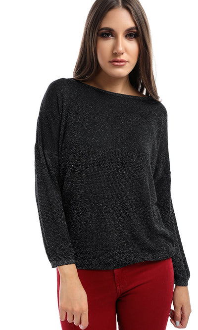 51414 Light Up The Night Shine Pullover