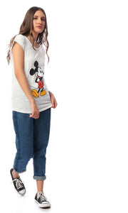 54151 Heather Mickey Mouse Disney Printed Tee