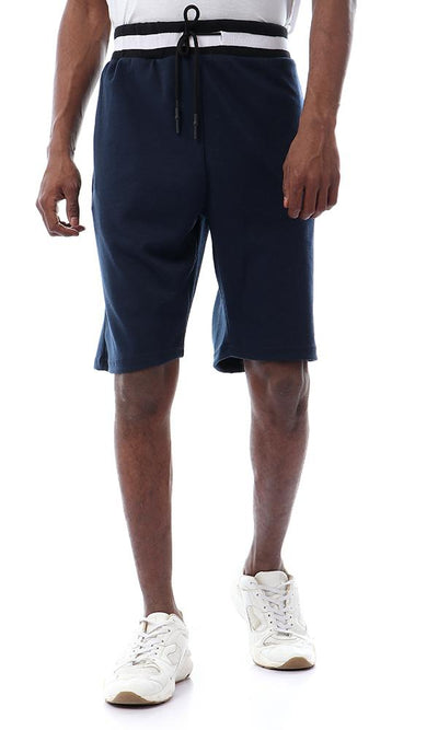 57240 2-السرايا Zelowed Pocket Blue Short
