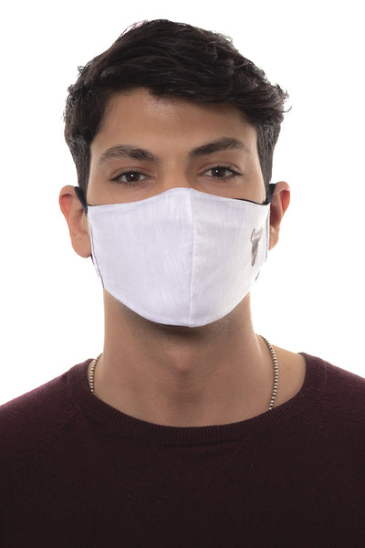 94199 Unisex Anti-Dust Comfortable Mask - White - Ravin