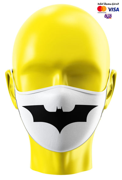 Batman Custom Face Mask - Ravin