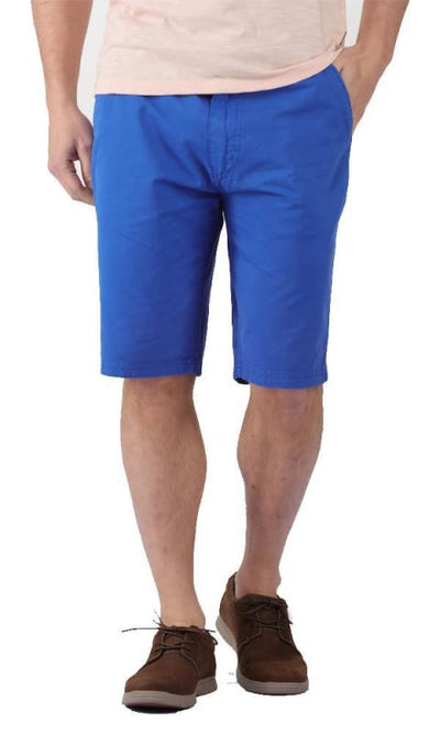 Casual Short - Blue - male shorts