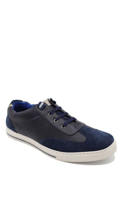 Casual Sneakers - Navy - male footwear