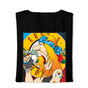 Guns N Roses 1992 - Digital Graphics Basic T-shirt Black