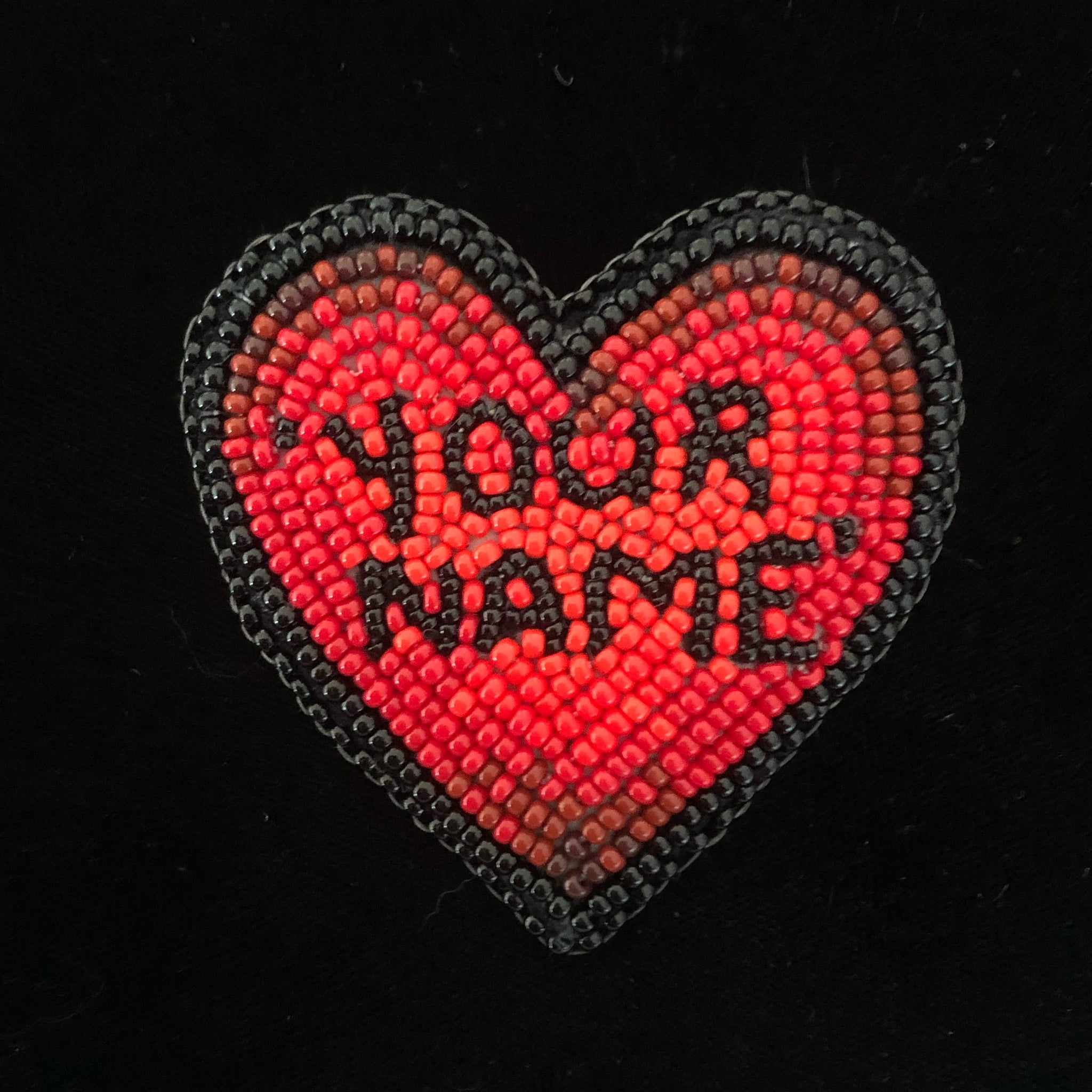 'your name' pin