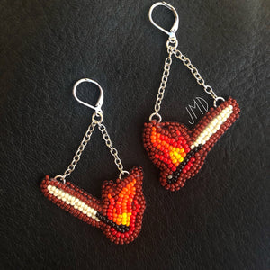 match earrings